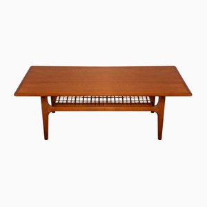 Scandinavian Coffee Table by Linney Hughes for Trioh, 1960s