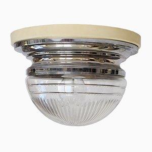 Jugendstil Deckenlampe im Stil von Otto Wagner