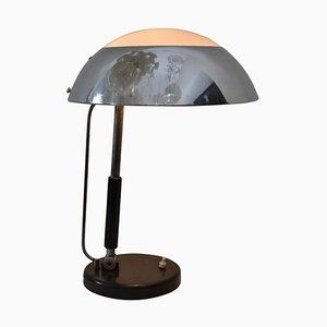 Art Deco Industriedesign Schreibtischlampe von Karl Trabert