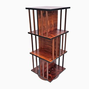 Rotating Bookcase in Rio Rosewood, 1960s