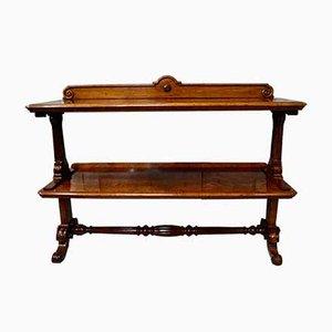 Victorian Pollard Oak Buffet