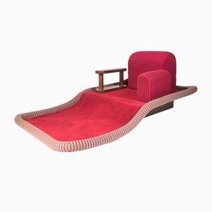 Flying Rug Sessel von Ettore Sottsass für Bedding, 1970er