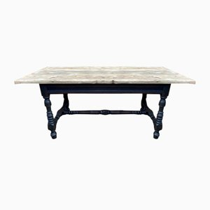 French Farm Table 1900s