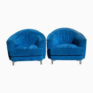 Armchairs Model Lotus from Steiner, Set of 2