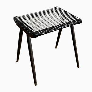 Taburete o mesa auxiliar de Georges Tigien, años 50