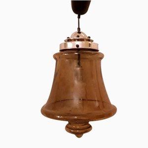Vintage Ceiling Lamp in Drop Shape