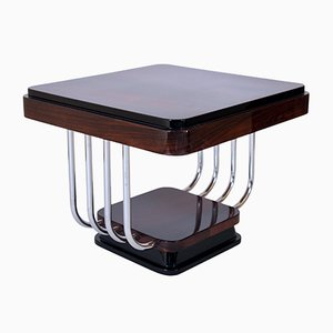 French Art Deco Side Table, 1930s
