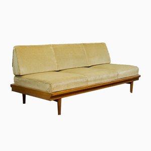 Sofá cama de Walter Knoll, años 50