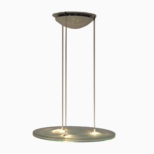Lampada da soffitto Aurora 1040 di Perry King e Santiago Miranda per Arteluce