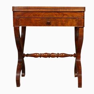 Tisch aus Mahagoni, 1810er