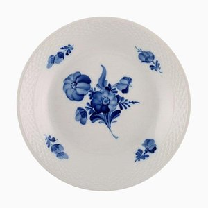 Cuenco Blue Flower trenzado modelo 10/8155 de Royal Copenhagen