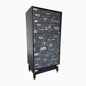 Vintage Italian Chest of Drawers from Fornasetti