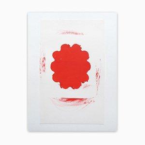 Daniel Göttin, 016 Nr. 2, 2018, Acrílico sobre papel
