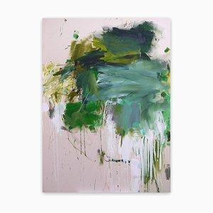 Daniela Schweinsberg, The Color of Hope, 2020, Acryl & Mixed Media auf Leinwand