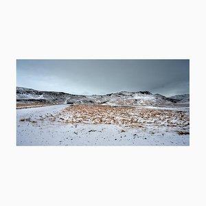 Gilles Morteille, Island 20, Digitaldruck, gerahmt