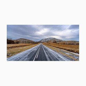 Gilles Morteille, Iceland 8, Impresión digital, Enmarcado