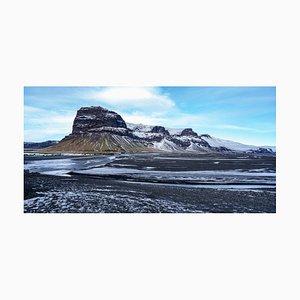 Gilles Morteille, Island 59, Digitaldruck, gerahmt