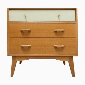 Mid-Century Oak Chest of Drawers by E Gomme for G-Plan, 1950s