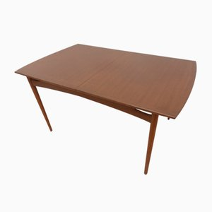 Mid-Century Teak Extendable Dining Table by E Gomme for G-Plan, 1960s