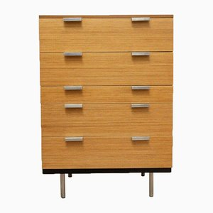 Mid-Century Tallboy Chest of Drawers by John & Sylvia Reid for Stag