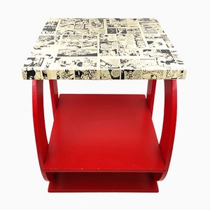Coffee Table with Dylan Dog Top