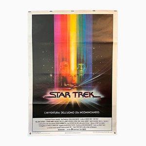 Italienisches Star Trek Filmplakat, 1980er