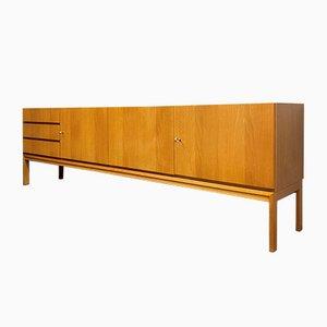 Teak Sideboard von Erich Stratmann für Oldenburger Möbelwerkstätten / Idee Möbel, 1960er