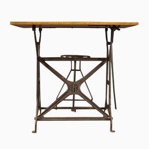 Mesa de dibujo técnica vintage