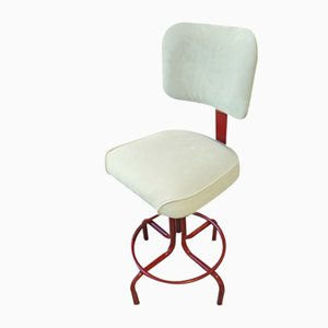 Drafting Stool from United Chair MFG., USA, 1950s
