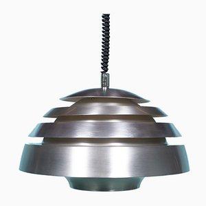 Lámpara colgante Dome escandinava Mid-Century de Hans-Agne Jakobsson para Hans-Agne Jakobsson AB Markaryd, años 60