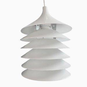 Lámpara colgante de Bent Gantzel Boysen para Ikea, años 70