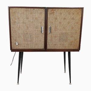 Tocadiscos estéreo de Philco, años 50