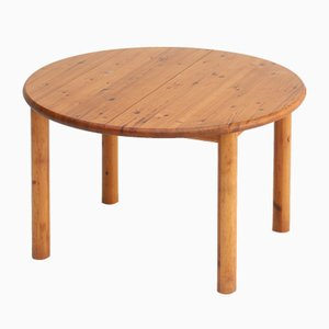 Round Dining Table by Rainer Daumiller, 1970s