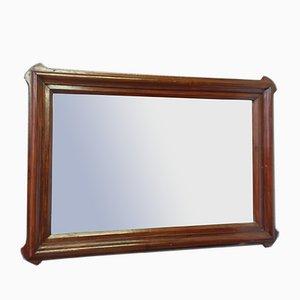 Large Art Nouveau Mirror