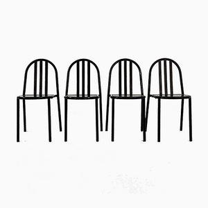 Nr. 222 Stühle von Robert Mallet-Stevens, 1970er, 4er Set