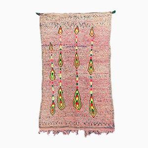 Moroccan Berber Boujad Carpet