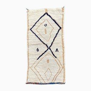Moroccan Berber Beni Ourain Carpet
