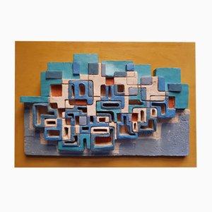 Simone Cassini, Nuvola, 2021, cerámica y arcilla