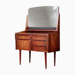 Danish Rosewood Dressing Table, 1960s