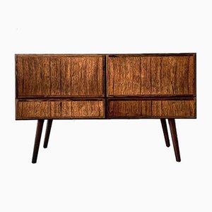 Rosewood Sideboard from Omann Jun, Denmark, 1960s