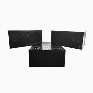 Totem RR130 Hi-Fi Stereoanlage von M. Bellini für Brionvega