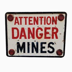 Señal de advertencia
