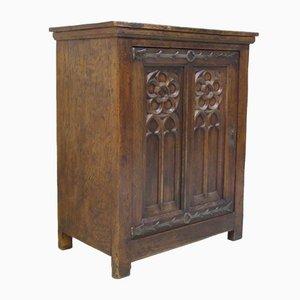 Neo Renaissance Oak Cabinet, 1860s