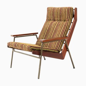 Mid-Century Modern Lotus Lounge Chair by Rob Parry for De Ster Gelderland, 1960s
