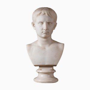 Bust of Gaio Nottoviano, Carrara Marble