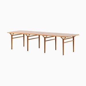 Library Table by Peter Hvidt & Orla Mølgaard-Nielsen for Fritz Hansen
