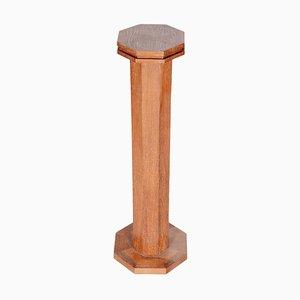 Pedestal checo Art Déco, años 20