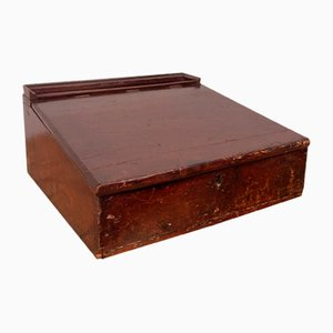 Atril de mesa antiguo de madera