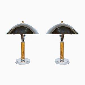 Kuppel Lampen, 2er Set