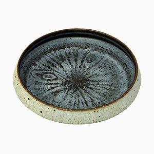 Large Ceramic Bowl by Drejargruppen for Rörstrand, Sweden, 1972